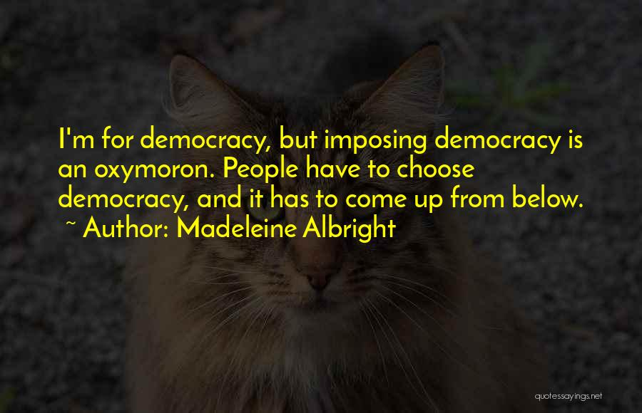 Madeleine Albright Quotes 735739