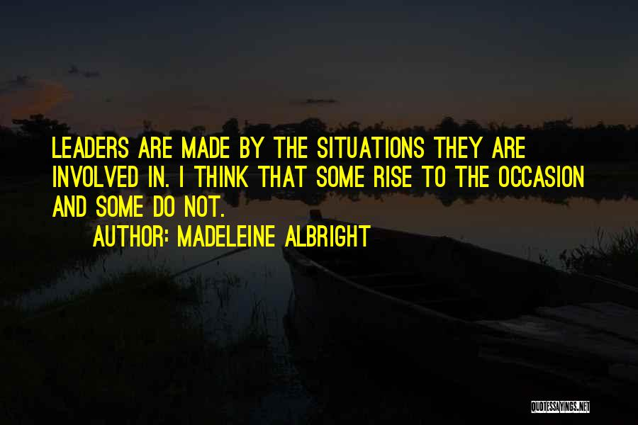 Madeleine Albright Quotes 918687