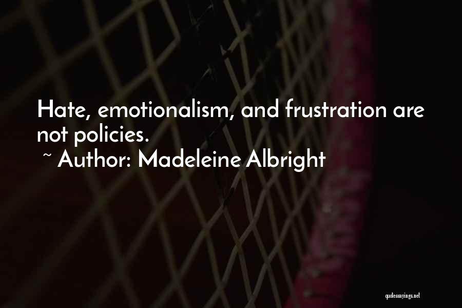 Madeleine Albright Quotes 918756