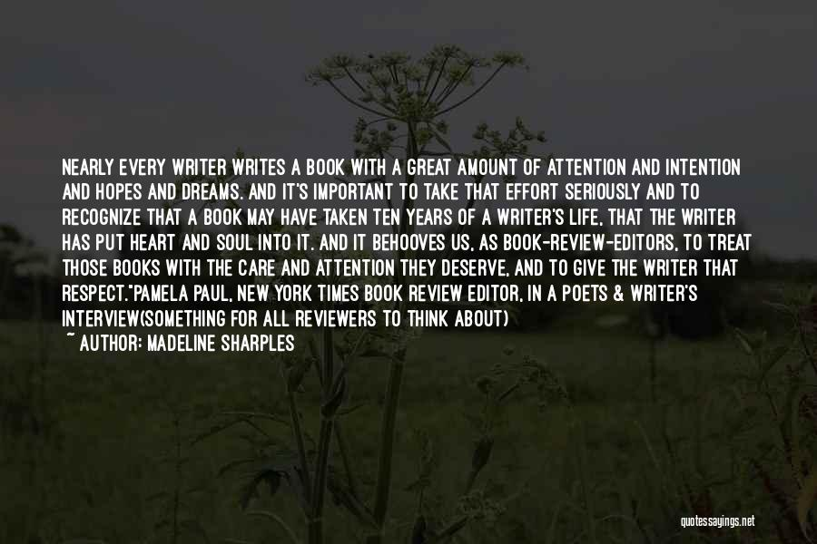 Madeline Sharples Quotes 482194