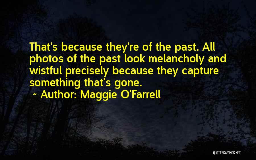 Madurez Emocional Quotes By Maggie O'Farrell