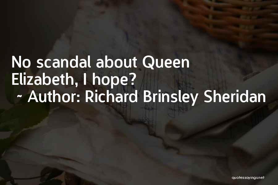 Madurez Emocional Quotes By Richard Brinsley Sheridan