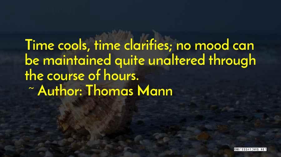 Madurez Emocional Quotes By Thomas Mann