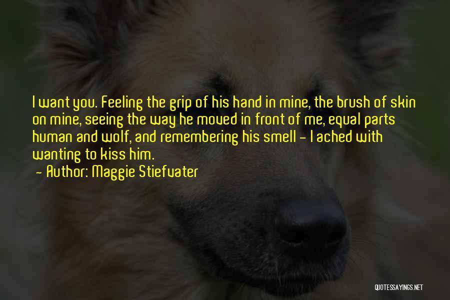 Maggie Stiefvater Quotes 1411590