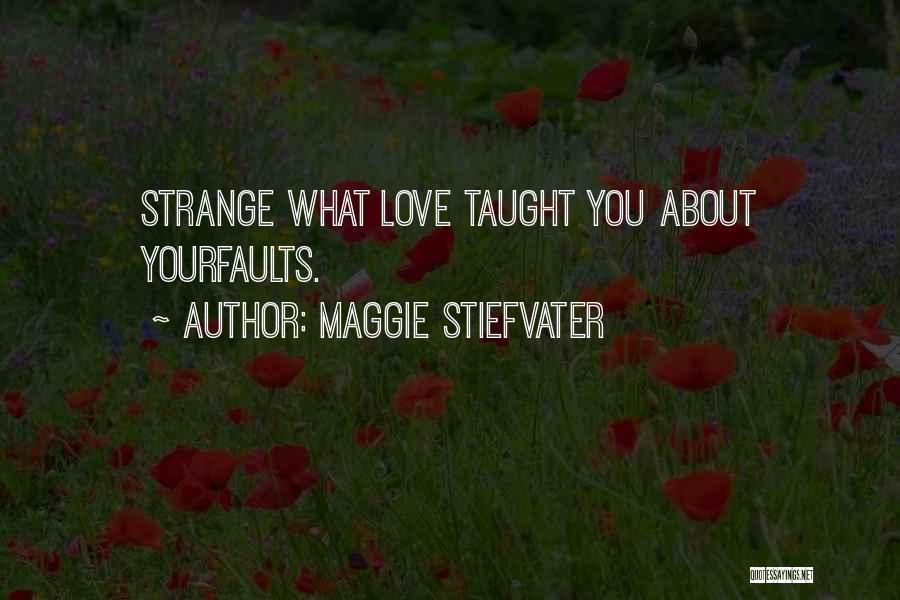 Maggie Stiefvater Quotes 1479443