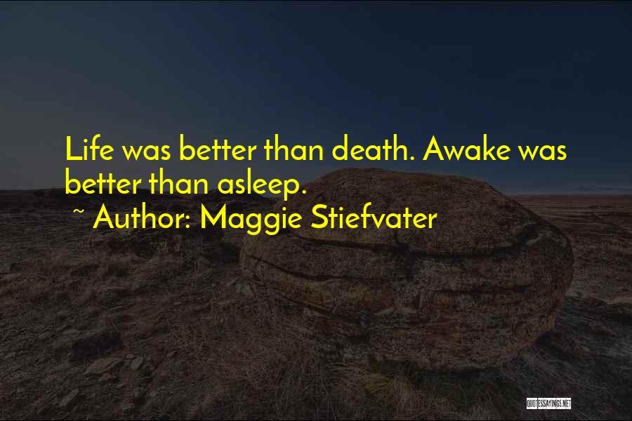 Maggie Stiefvater Quotes 1696902
