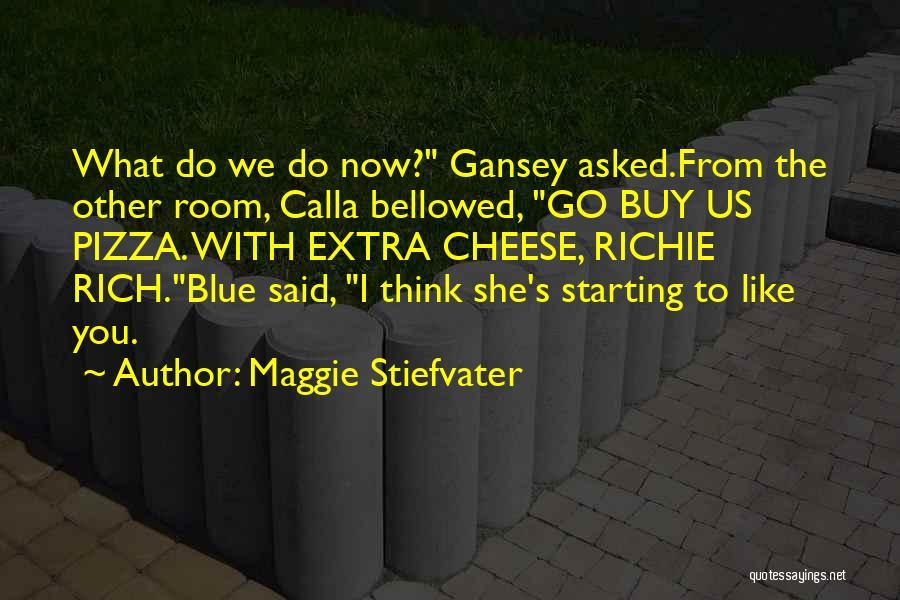 Maggie Stiefvater Quotes 1887064