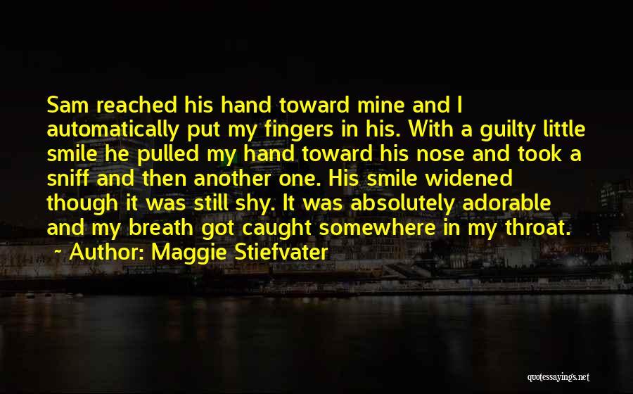 Maggie Stiefvater Quotes 2158112