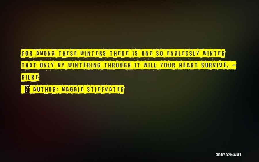 Maggie Stiefvater Quotes 2250016