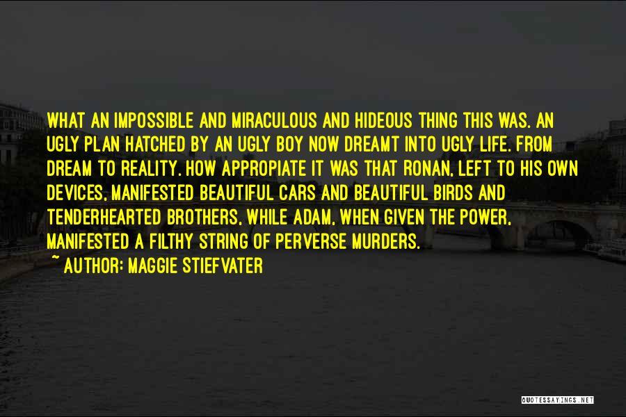 Maggie Stiefvater Quotes 529652