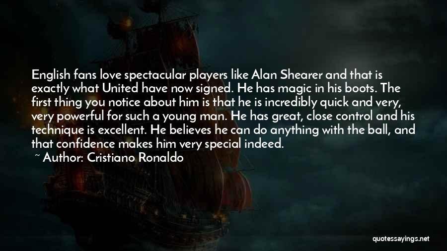 Magic 8 Ball Quotes By Cristiano Ronaldo