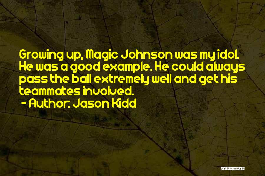 Magic 8 Ball Quotes By Jason Kidd