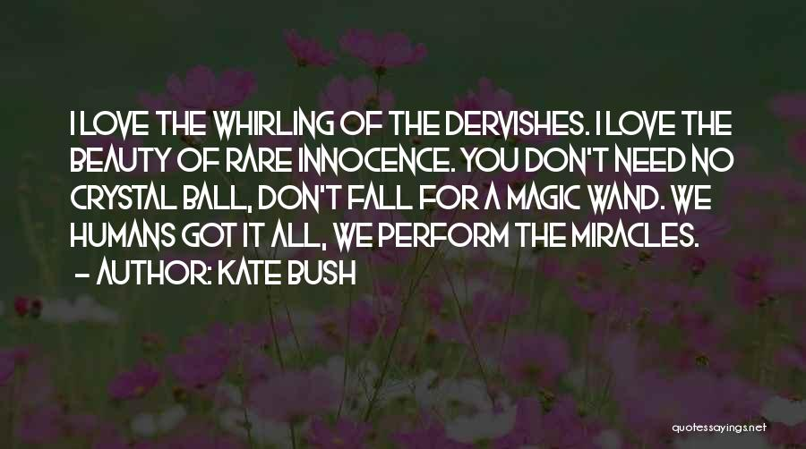 Magic 8 Ball Quotes By Kate Bush