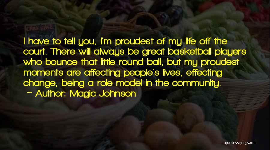 Magic 8 Ball Quotes By Magic Johnson