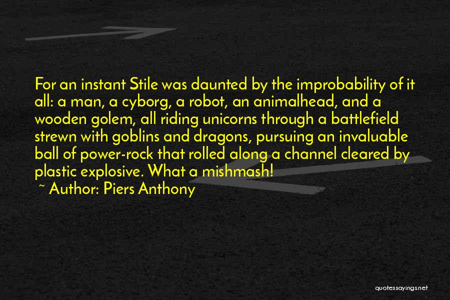Magic 8 Ball Quotes By Piers Anthony