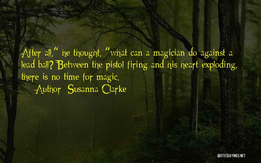 Magic 8 Ball Quotes By Susanna Clarke