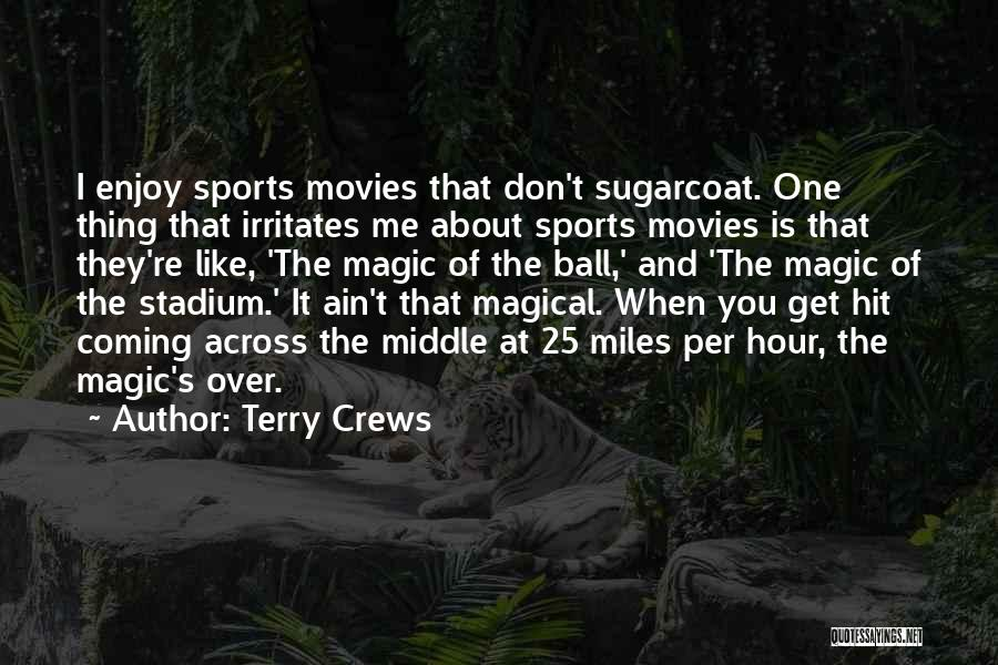 Magic 8 Ball Quotes By Terry Crews