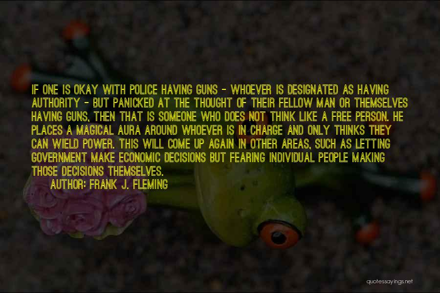 Magical Places Quotes By Frank J. Fleming