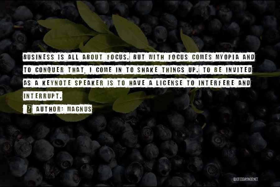 Magnus Quotes 1056144