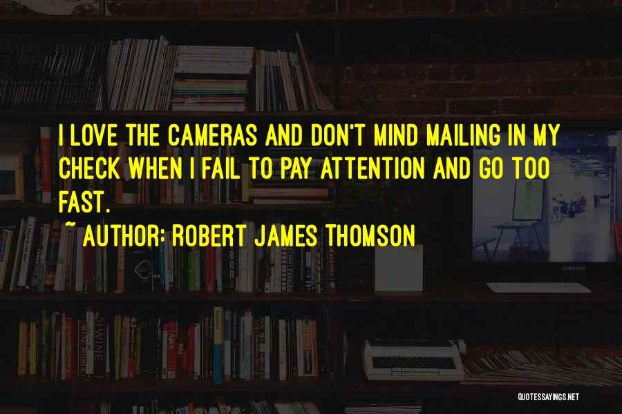 Mailing Quotes By Robert James Thomson