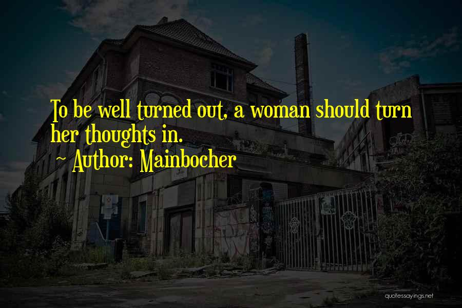 Mainbocher Quotes 1554020