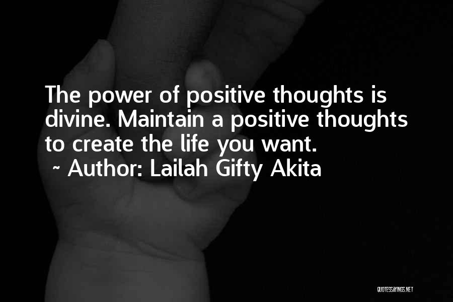 Maintain Attitude Quotes By Lailah Gifty Akita