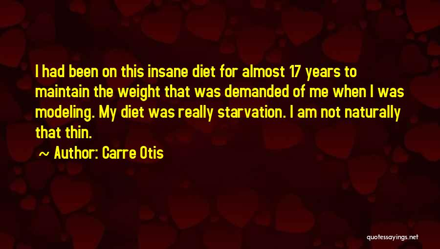 Maintain Weight Quotes By Carre Otis