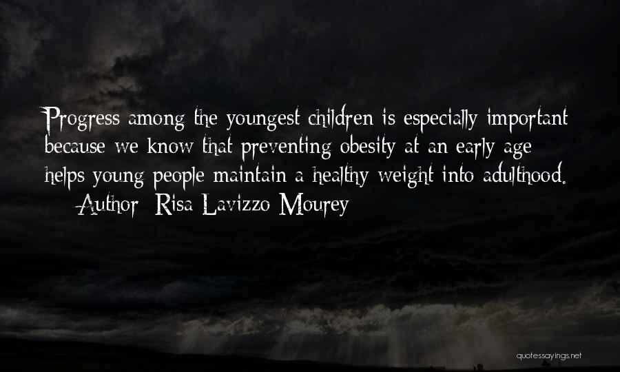 Maintain Weight Quotes By Risa Lavizzo-Mourey