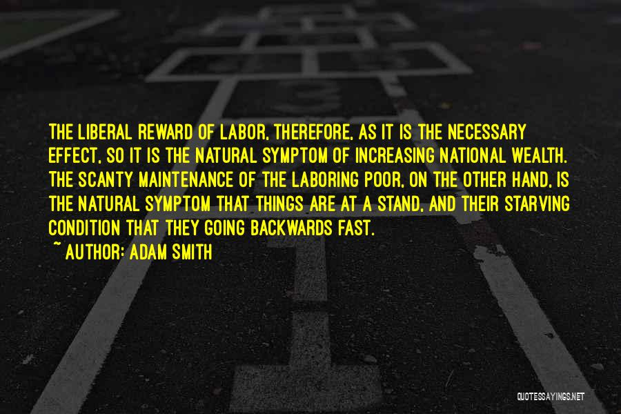 Maintenance Quotes By Adam Smith