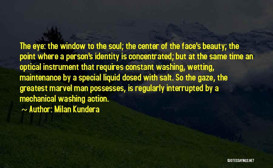 Maintenance Quotes By Milan Kundera