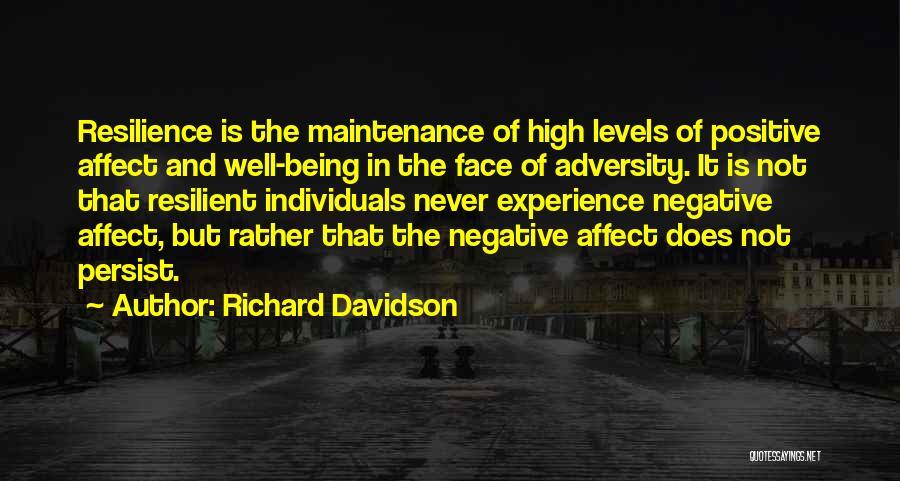 Maintenance Quotes By Richard Davidson