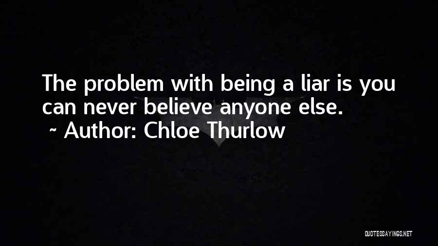 M'aiq The Liar Best Quotes By Chloe Thurlow