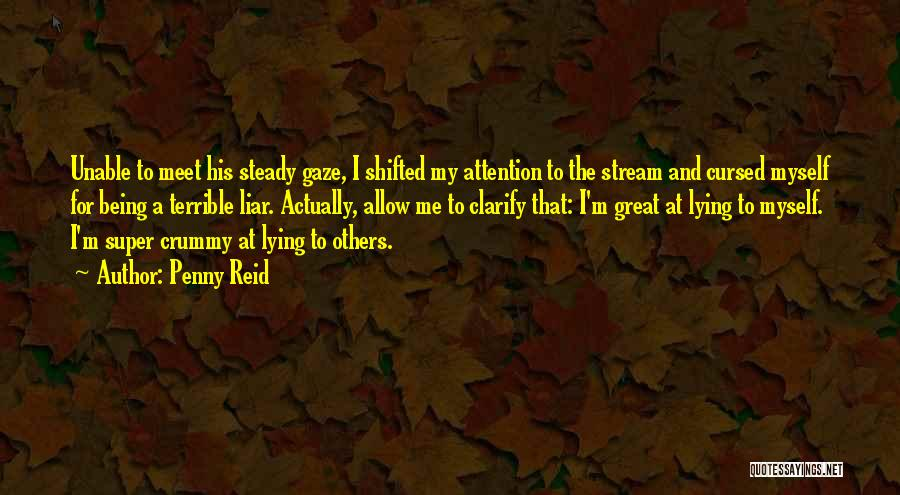 M'aiq The Liar Best Quotes By Penny Reid