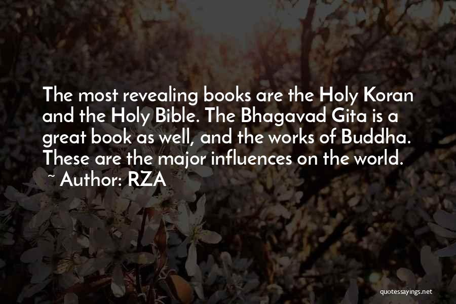 Major Bible Quotes By RZA
