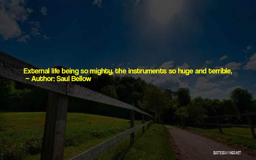 Make Believe Play Quotes By Saul Bellow