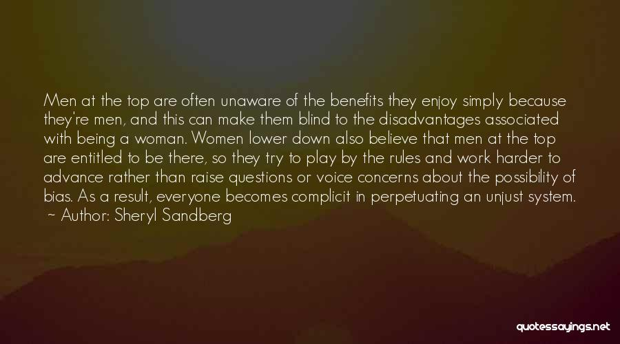 Make Believe Play Quotes By Sheryl Sandberg