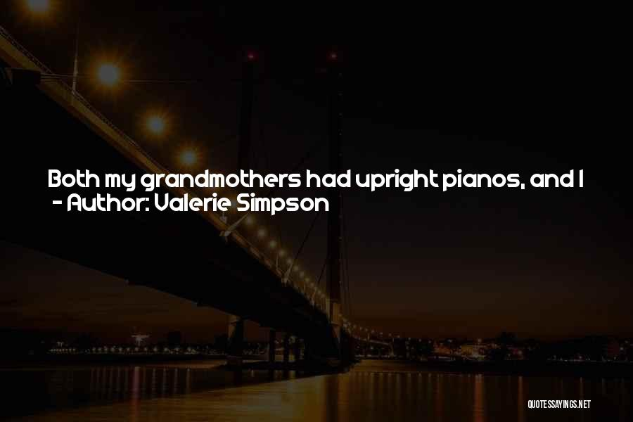 Make Believe Play Quotes By Valerie Simpson