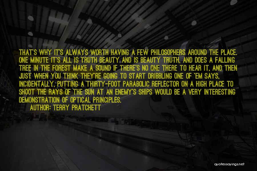 Make It All Worth It Quotes By Terry Pratchett