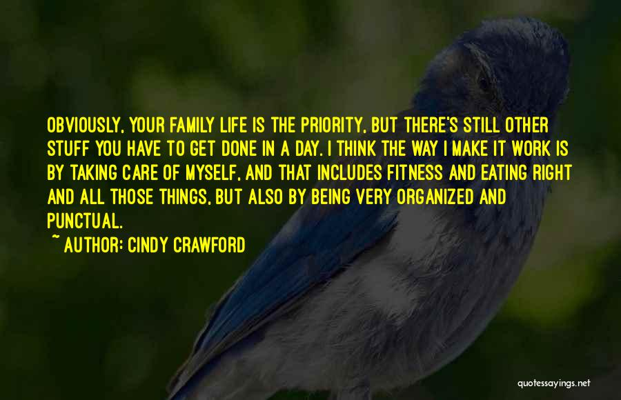 Make It Right Quotes By Cindy Crawford