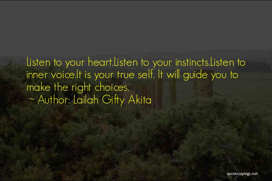 Make It Right Quotes By Lailah Gifty Akita