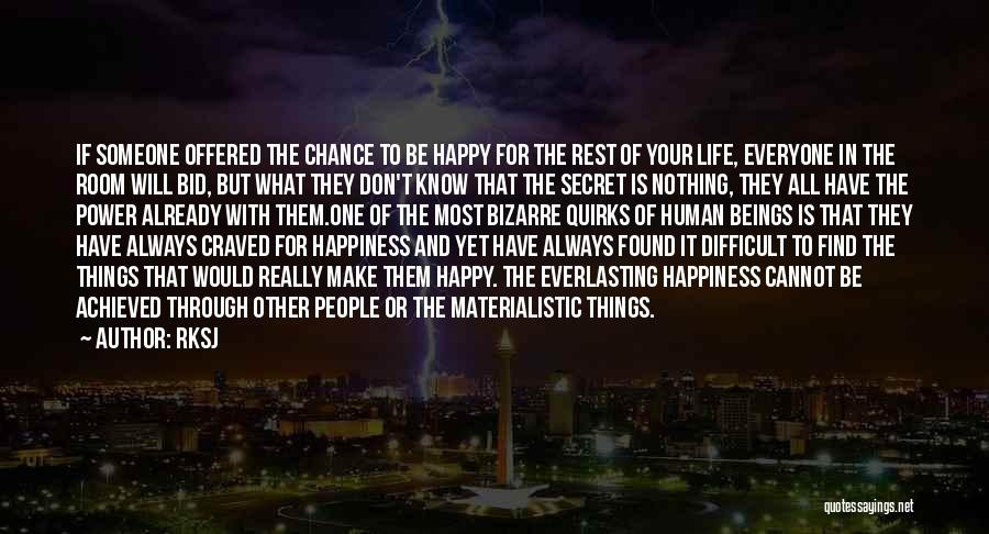 Make Life Difficult Quotes By RKSJ