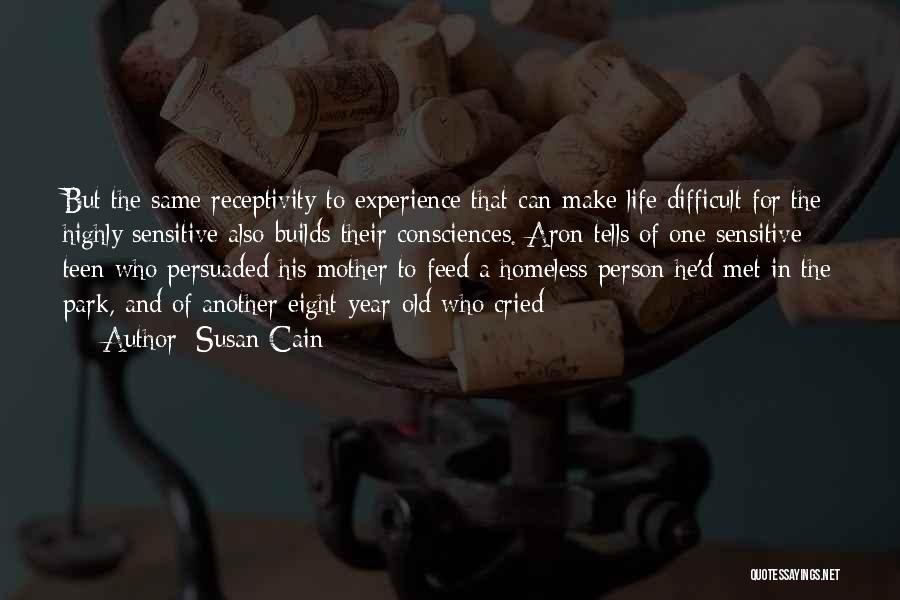 Make Life Difficult Quotes By Susan Cain