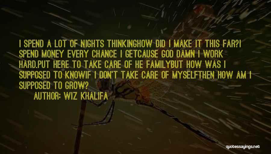 Make Money Rap Quotes By Wiz Khalifa