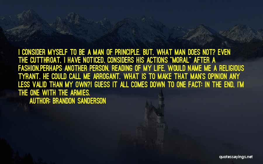 Make My Own Quotes By Brandon Sanderson