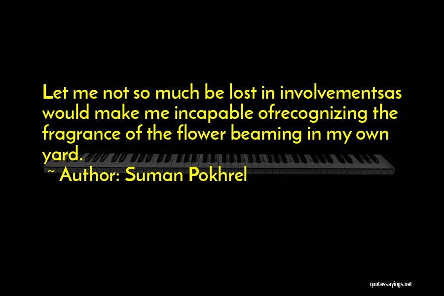 Make My Own Quotes By Suman Pokhrel