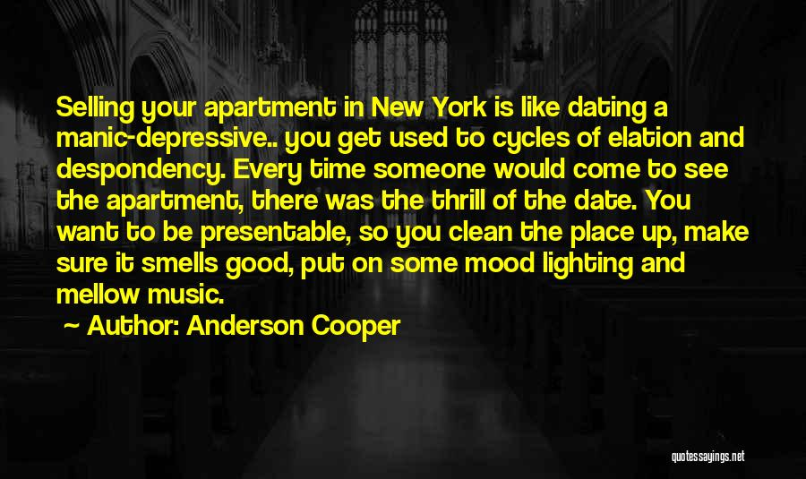 Make Someone Like You Quotes By Anderson Cooper