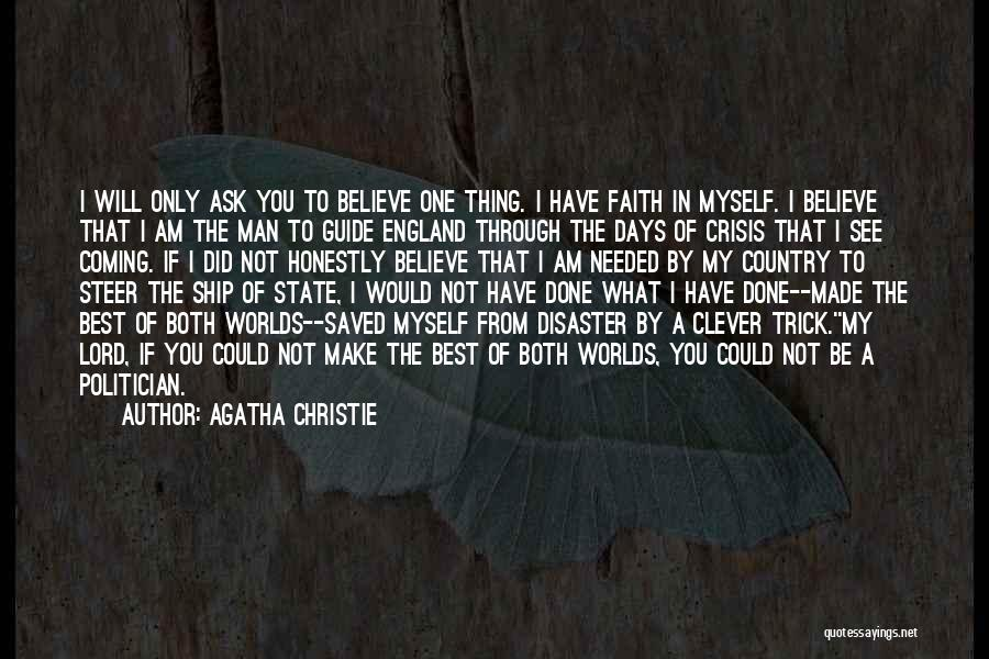 Make The Best Of What You Have Quotes By Agatha Christie