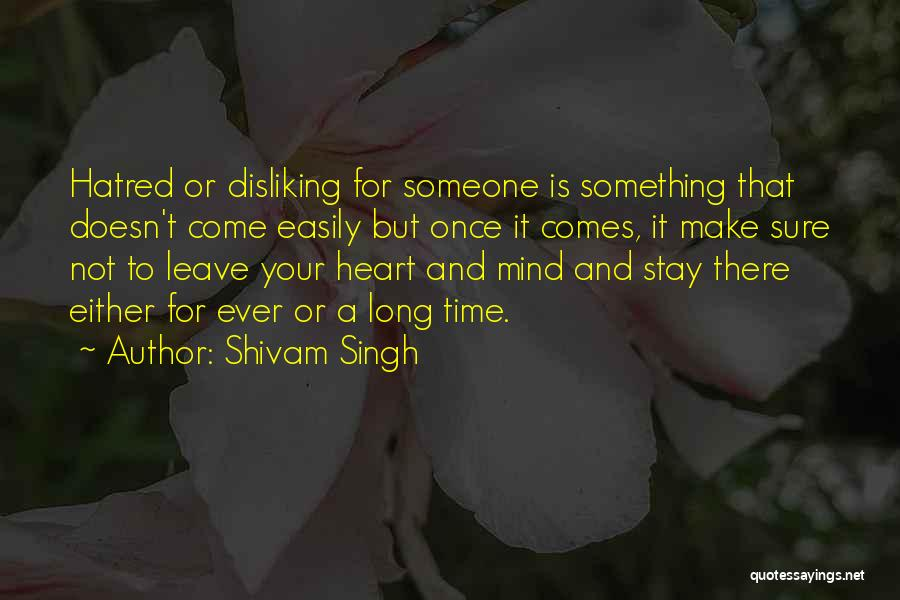 Make Time For Your Friends Quotes By Shivam Singh