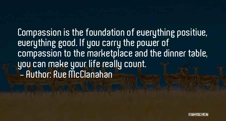 Make Your Life Count Quotes By Rue McClanahan