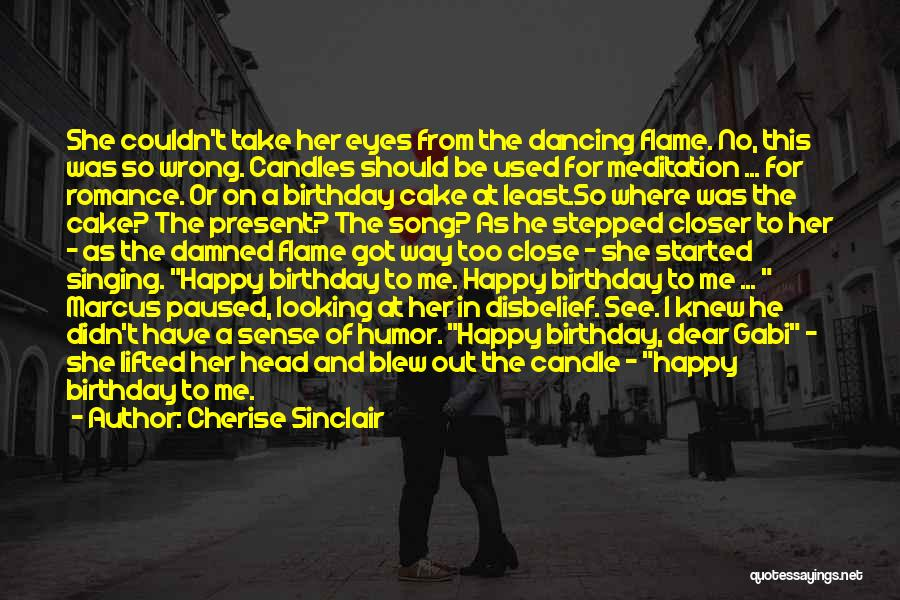 Make Your Own Birthday Quotes By Cherise Sinclair